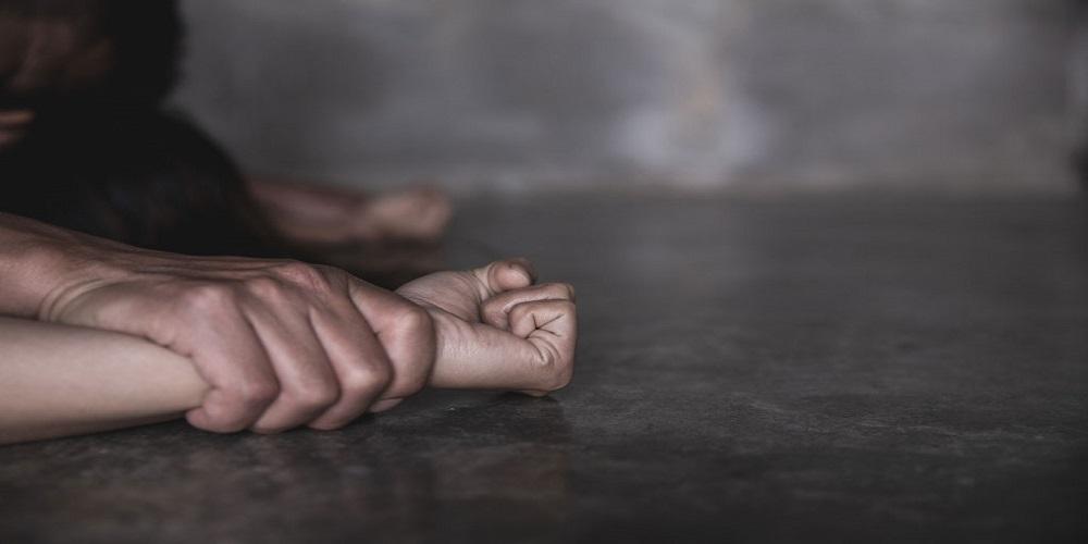 Nursing worker raped