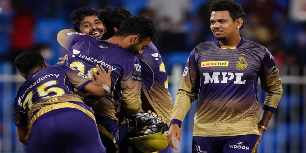 KKR reached the final