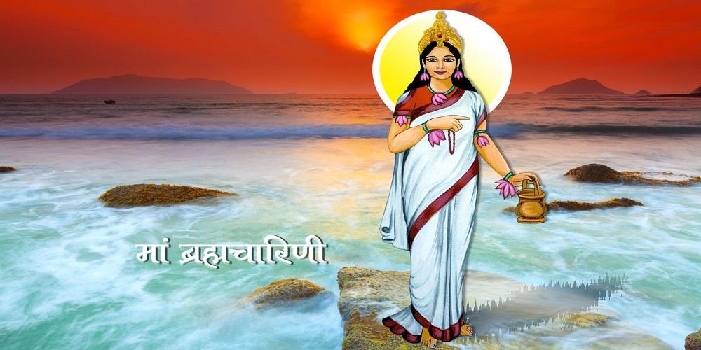 Mother Brahmacharini